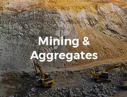 Commercial Drones for Mining and Aggregates