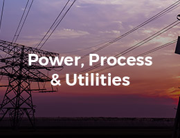 Commercial Drones for Power, Process and Utilities